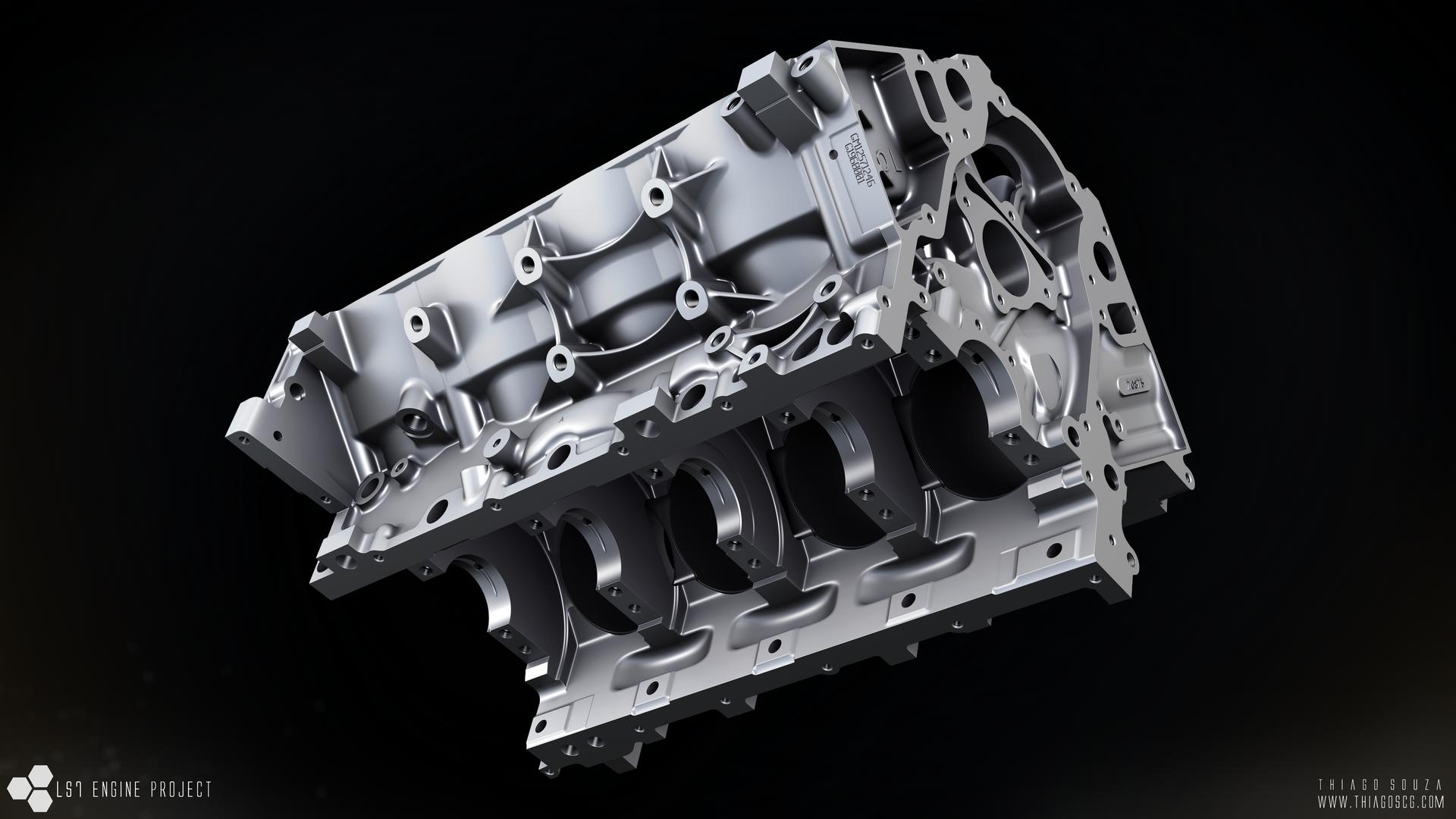 v8 engine blueprints - photo #39