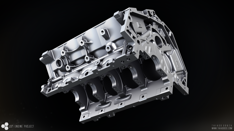 v8 engine blueprints - photo #24